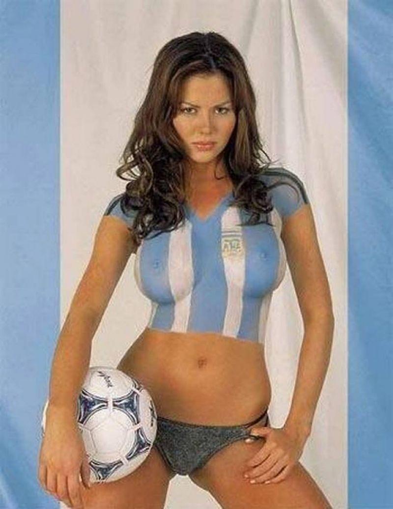 Argentina desnuda gratis foto 5